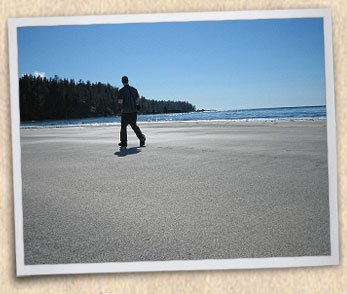 Hiking the Cape Scott Park